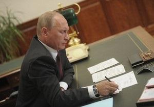 В Москве считают, что реорганизация Нафтогаза не должна затронуть газовые соглашения
