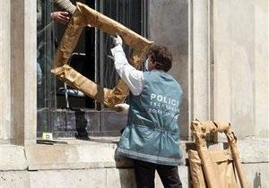Ограбление парижского музея совершил вор-одиночка