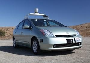 Выдана первая в мире лицензия на машину без водителя