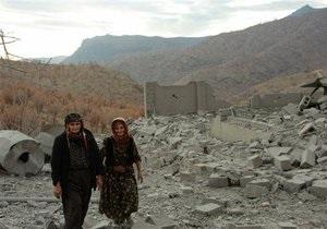 В Турции произошло пятибалльное землетрясение