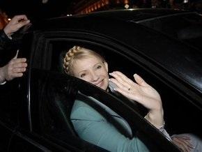 Тимошенко чаще всех отказывается от сопровождения ГАИ