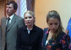 Дочь Тимошенко: Киреев читает дело тихо и неразборчиво