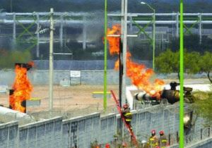 В Мексике взорвалась цистерна с газом: 9 человек погибли