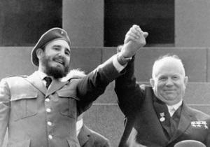 Фидель Кастро подверг критике поведение Хрущева во время Карибского кризиса