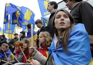 Свободовцы 7 ноября почтят жертв политрепрессий, а коммунисты отпразднуют годовщину революции