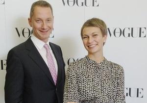 Стало известно, кто будет работать в украинском Vogue