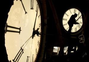 Украина отказалась от перехода на зимнее время