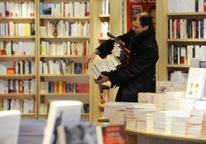 Половина украинцев не читают книги - опрос