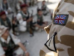 Британские военные потеряли ноутбук с секретными данными о спецназе