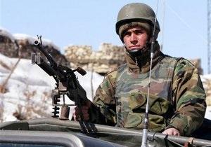 Курдские боевики атаковали турецкую военную колонну, семь человек погибли
