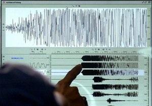 У побережья Тайваня и Филиппин произошли землетрясения