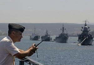Фарватер мира: Минобороны намерено возобновить остановленные при Ющенко учения с ЧФ РФ