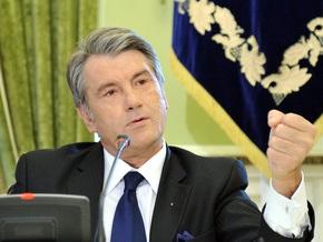 Ющенко обещает не вмешиваться в расследование дел Пукача и Лозинского