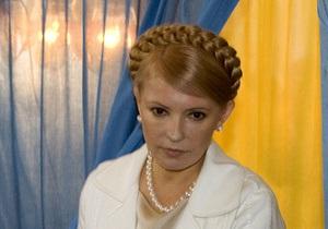 Тимошенко обещает профинансировать выборы от начала до конца