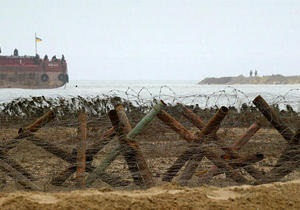Донецкие милиционеры проверяют, стреляли ли российские пограничники по украинским рыбакам