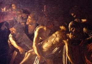 Ученые завершили реставрацию Воскрешения Лазаря Караваджо