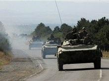 Россия отводит второй эшелон войск из Гори