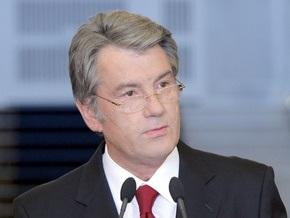 Ющенко прогнозирует рост ВВП на 6% в 2008