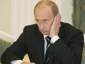 Путин: Украина не пропускает транзитный газ в свою ГТС