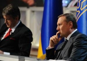 Партия регионов: Коалиция проработает до 2012 года