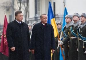Ъ: Визит турецкого премьера в Украину едва не сорвался из-за Голодомора