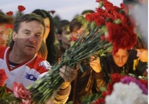 В Киеве похоронили погибших при крушении самолета Як-42 граждан Украины