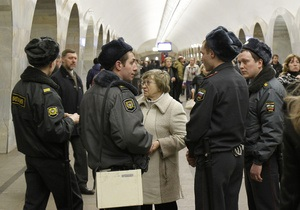 Взрывы в Москве: Совбез РФ не исключает сотрудничества террористов с грузинскими спецслужбами