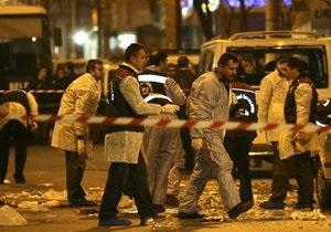 В турецком городе теракт унес жизни девяти человек