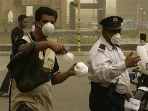 В Багдаде прошла сильная песчаная буря