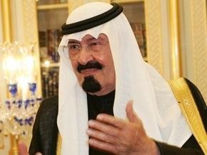 Мировой кризис можна преодолеть через 1,5 года, считает король Саудовской Аравии