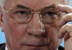 Азаров взялся за реформирование Налоговой и Таможенной служб