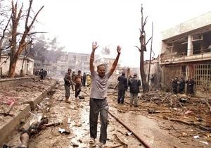 Фотогалерея: И вновь продолжается бой. Нападение талибов на Кабул
