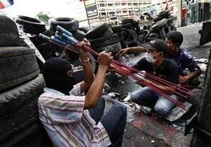 В Бангкоке нападению подвергся пятизвездочный отель