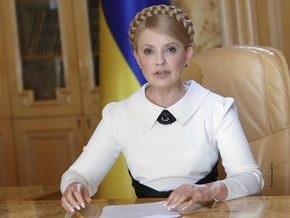 Тимошенко отказалась ответить телеканалу Россия на русском языке