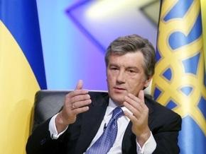 Ющенко надеется на выполнение Украиной рекомендаций МВФ на следующей неделе