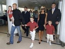 Бекхэмы объявили о намерении усыновить ребенка