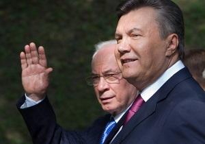 Янукович - Азаров убежден в победе Януковича на президентских выборах
