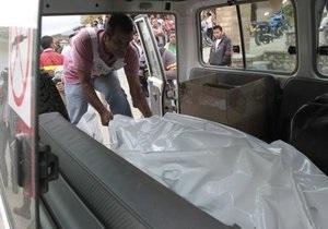 Красный Крест покидает ливийские города из-за нападений