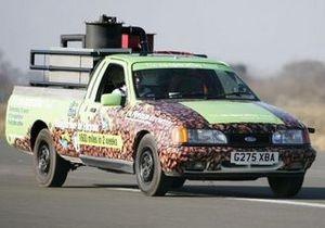 Кофе-машина: Житель Британии разогнался на топливе из кофе до 105 км в час