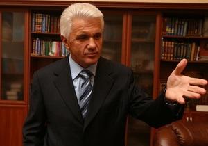 Языковой закон: Литвин написал письмо Януковичу