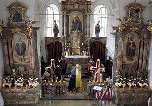 Сегодня в Вене похоронят последнего кронпринца Австро-Венгерской монархии