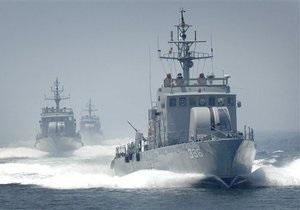 СМИ: В Желтом море неизвестное судно атаковало южнокорейский военный корабль