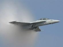 США: в небе столкнулись два истребителя