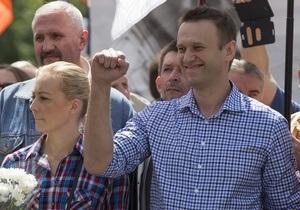 В ходе акции перед штабом Навального задержали известного православного активиста