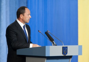 Тигипко считает, что нужно усилить контроль государства над бюджетами соцфондов