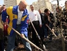 Опрос: С кем киевляне ассоциируют кандидатов в мэры