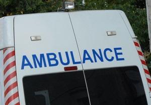 Во Львовской области пассажирский автобус наехал на дерево: семь пострадавших