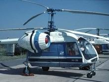 В Полтавской области перевернулся вертолет