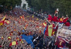 Корреспондент: Красный террор. Испания создала одну из сильнейших команд в истории футбола