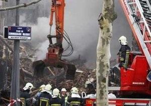 В результате обрушения дома в бельгийском Льеже погибли семь человек